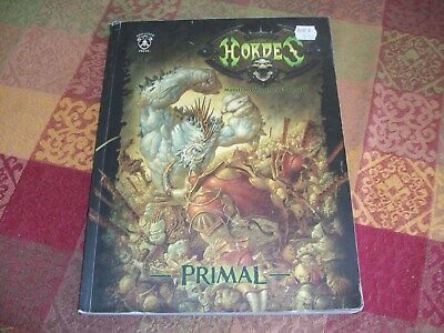 Privateer Press Hordes Primeal Rulebook 2006