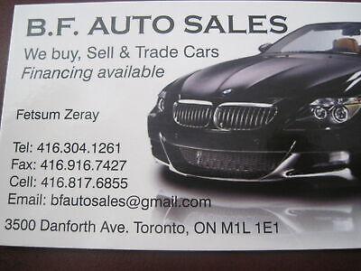 BF Auto Sales