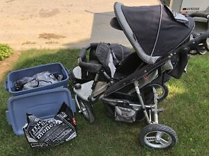 Valco Baby Stroller and ALL Accessories