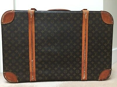 7ee746548d Stunning 1950s Vintage Louis Vuitton Suitcase Trunk usato Spedire a Italy
