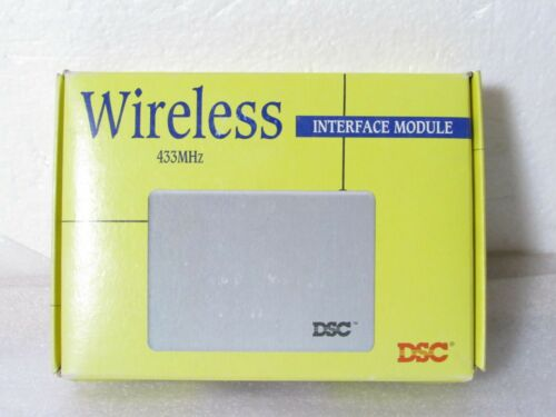 Digital Security Controls DSC PC5132-433 V4.21 Wireless Receiver Unit [CTOKT]
