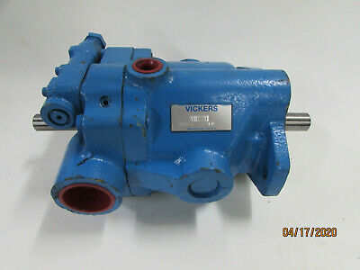 Vickers Hydraulic Piston Pump Pvb10rsxy31c11 S11