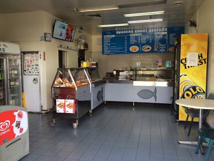 Fish and Chips Business For Sale Quakers Hill Blacktown Area Preview