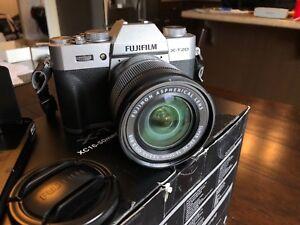 Fujifilm XT20 w/16-50mm