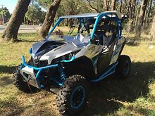 2016 CAN-AM MAVERICK X DS TURBO 131HP not polaris rzr or yamaha Silvan Yarra Ranges Preview