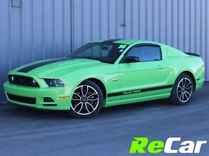 2014 Ford Mustang GT 5.0L   6-SPEED   HEATED LEATHER