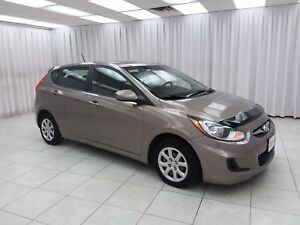"2012 Hyundai Accent """"ONE OWNER"""" L 5DR HATCH w/ SPOILER, CARGO"