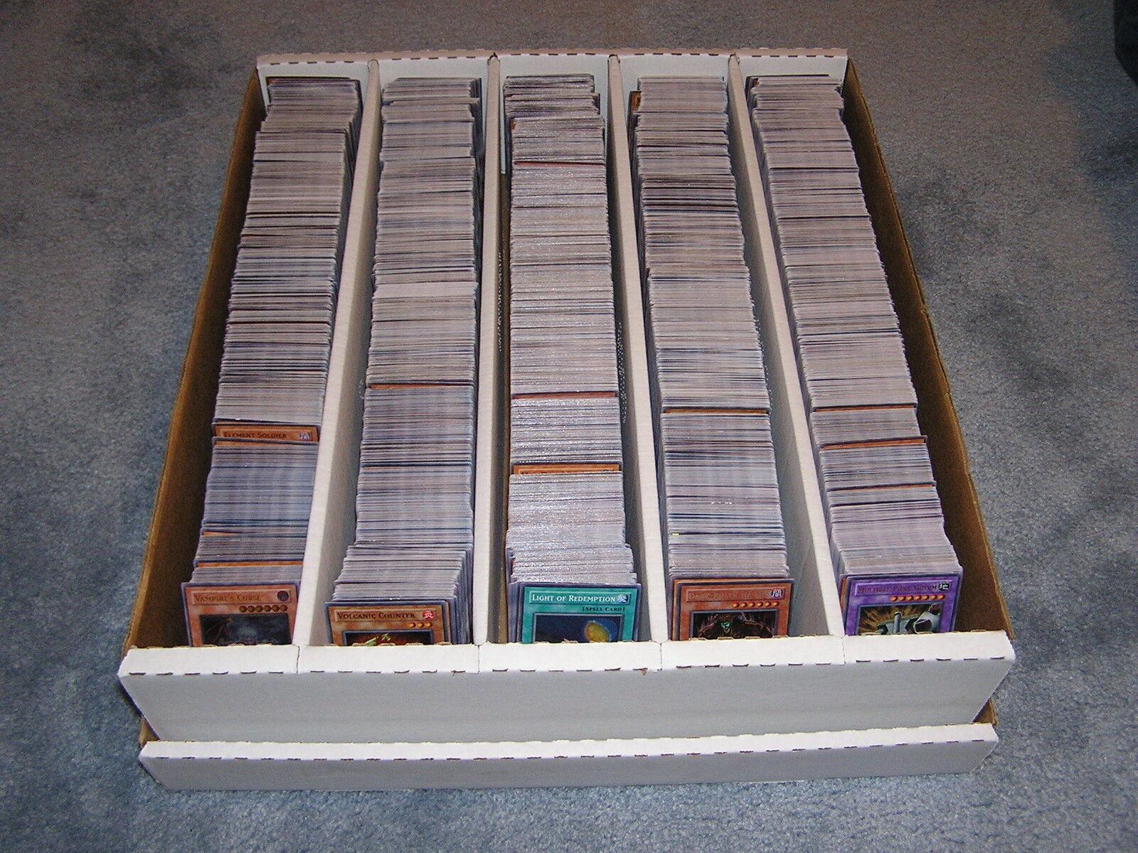 YUGIOH 100 Card Lot!! 1000s Available, Super, Secret, Ultra  4 Rares & 6 Holos!
