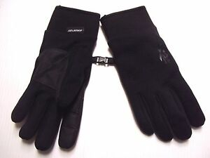 Seirus Innovation Men All Weather Glove Black Sz L NWOT/defect
