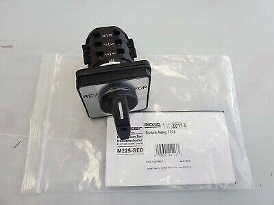 Ridgid 1224 Switch Assembly 20113