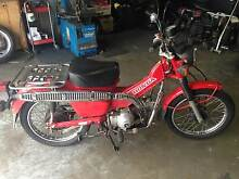 HONDA CT110 POSTIE 2004 Helensvale Gold Coast North Preview