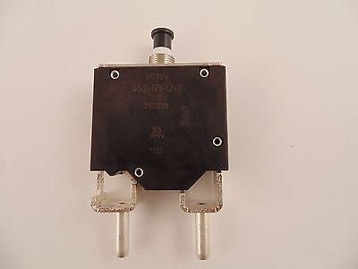 E-t-a 452-r1-ln2 115a Dc72v Circuit Breaker Aircraft Application 29-3
