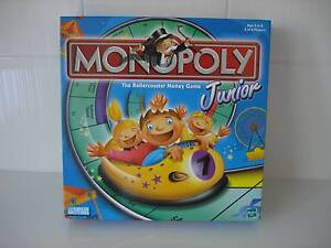 MONOPOLY JUNIOR Murdoch Melville Area Preview