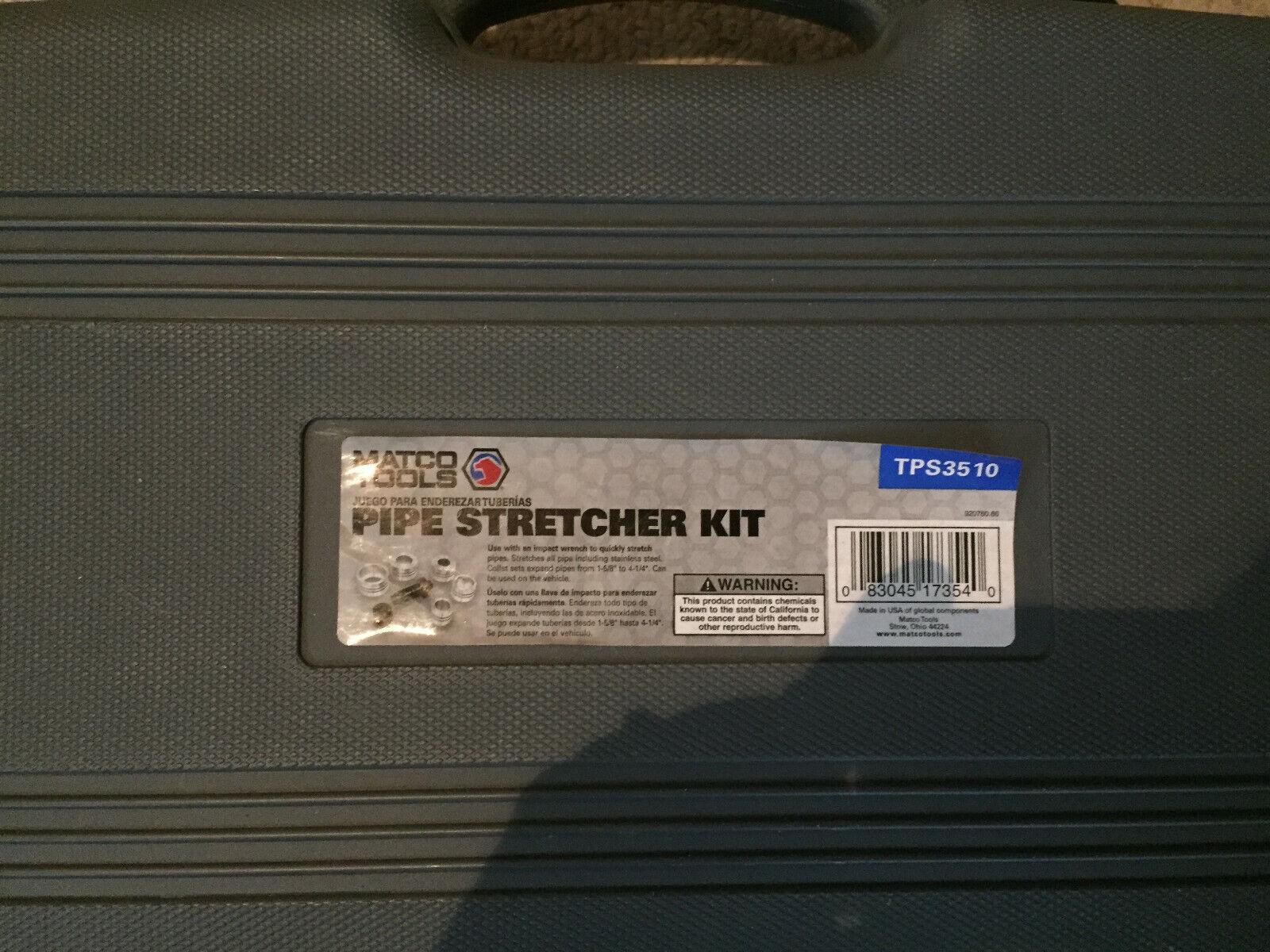 Matco Tools Pipe Stretcher Kit  TPS3510