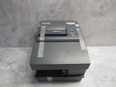 New Ibm 4610-2cr Thermal Pos Receipt Printer W Check Scan - Gray