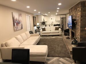 Furnished unit Ancaster (2 bedrooms) 1550