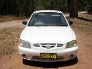 2001 Hyundai Accent Hatchback Forbes Forbes Area Preview