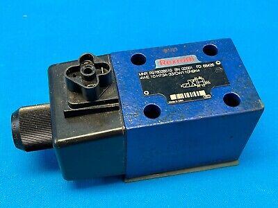 Bosch Rexroth Hydraulic Directional Control Valve R978028510