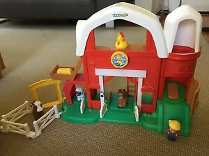 Fisher Price Little People Farm - Music and Sound Pymble Ku-ring-gai Area Preview