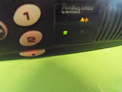 Motorola Radius Sm50 Mobile Radio Two Way M34dgc20a2aa Z14
