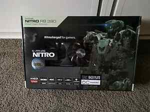 Sapphire R9 390 Nitro 8GB w/ Backplate Graphics Card Blackstone Heights Meander Valley Preview
