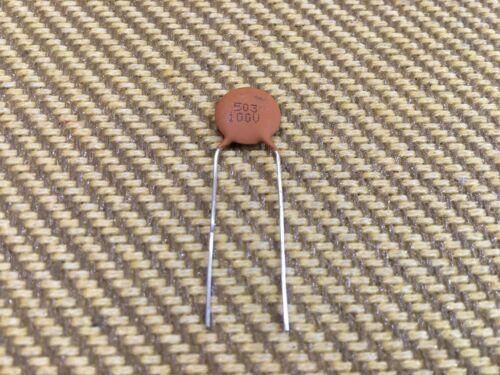001-5552-000 Genuine Fender .05 mfd Ceramic Capacitor Tone