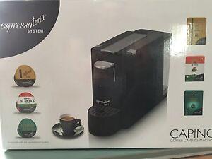 w Capino Automatic Coffee Capsule Machine by Espressotoria Birchgrove Leichhardt Area Preview