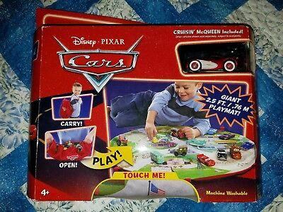 Disney Cars Radiator Springs Play Mat NEW Disney Cars Play Mat