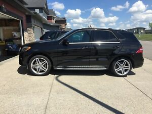 2015 Mercedes Benz -ML 550