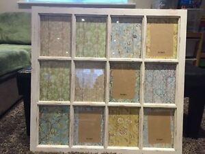 Pier1Imports Wood Picture Frame For Multiple Pictures