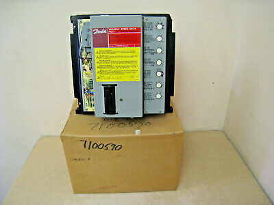 Danfoss 101 175b6005 019906g246 Variable Speed Drive Vlt Free Shipping