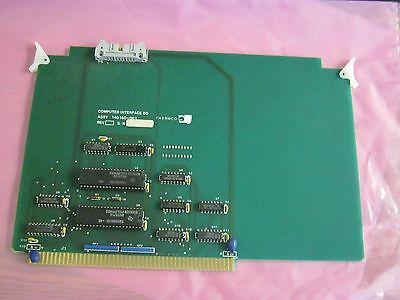 Thermco Systems Model 140160-001. Computer Interface Board. Mf71004 Rev. B
