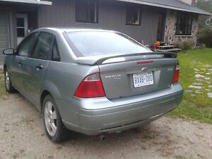 2005 Ford Focus lower price!!!!! Kitchener / Waterloo Kitchener Area image 4