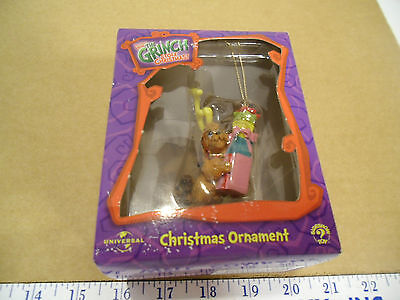 Universal Studios Dr. Seuss How The Grinch Stole Christmas Ornament #1111 - NEW