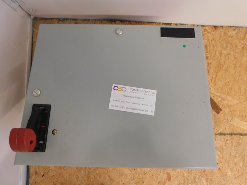 FS31A - GE 30A AMP 3PH 480V FUSIBLE 8000-LINE MOTOR CONTROL CENTER BUCKET - NNB