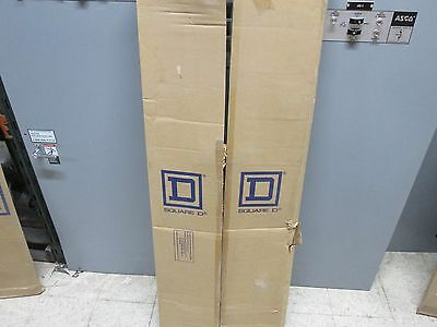 Square D Breaker Panel Cover Nc62vswmd Surface Mount New Surplus