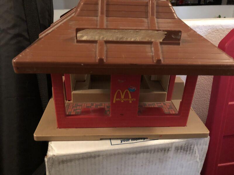 Mc Donalds Play House