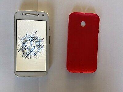 Motorola MOTO E (2nd gen) with 4G LTE Smartphone