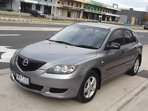 2004 Mazda Mazda3 Hatchback Footscray Maribyrnong Area Preview