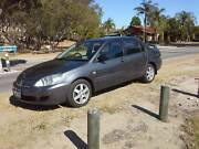 Mitsubishi Lancer CH ES 2007 manual sedan Ocean Reef Joondalup Area Preview