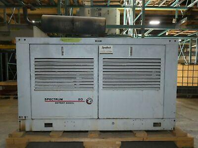 19kw Fordspectrumdetroit Diesel Propane Standby Generator