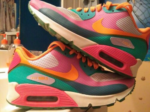 Women's Nike Air Max 90 Running Training Shoes Size 7.5 Hot Item!!