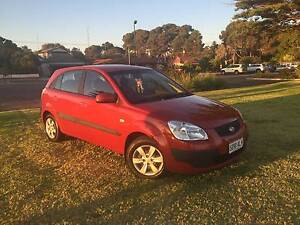 2006 Kia Rio Hatchback Whyalla Whyalla Area Preview