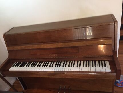 SCHUMER PIANO  Westleigh Hornsby Area Preview