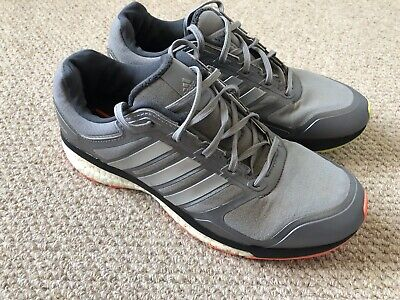 Mens Adidas Supernova Glide Boost 8 Running Trainers - UK Size 7 EU 41