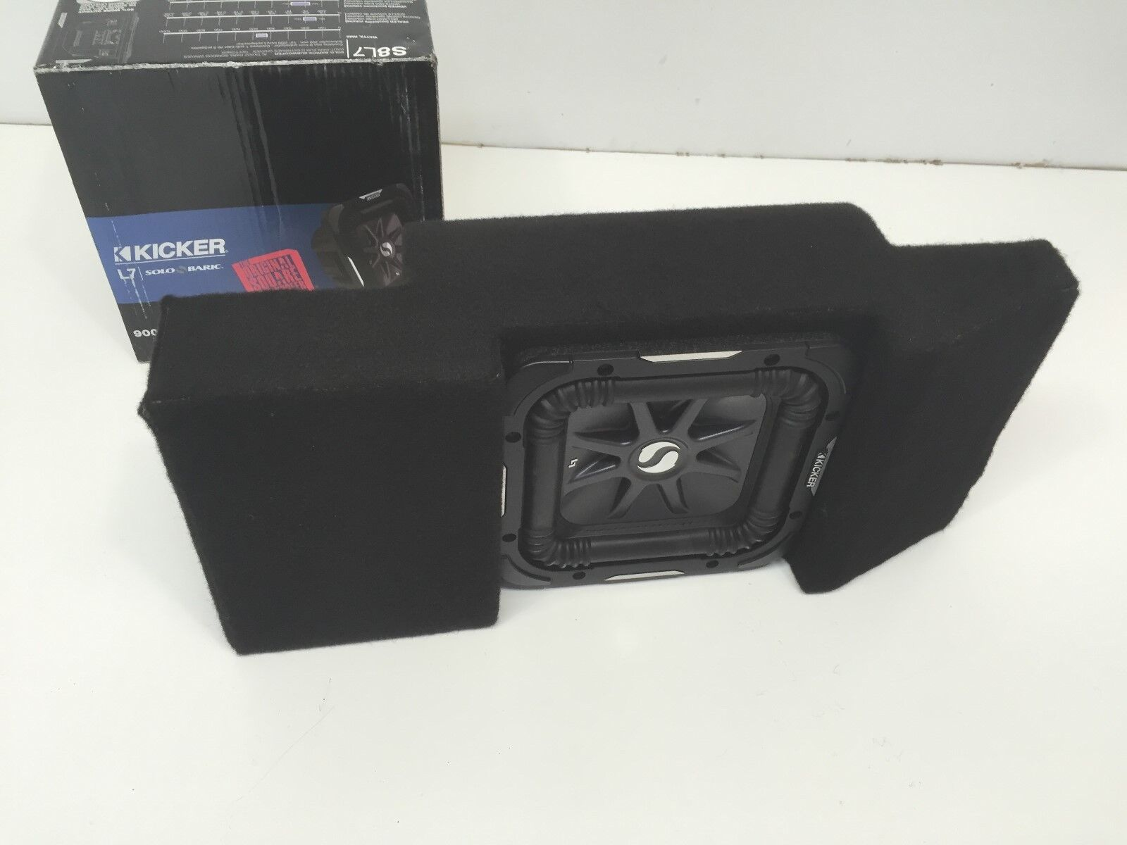 2014 to 2018 gmc sierra crewcab subwoofer enclosure center