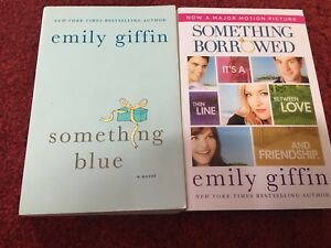Emily giffin books