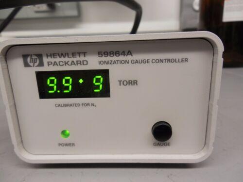 Agilent HP 59864A Ion Gauge Controller 5973 MSD Mass Selective Detector