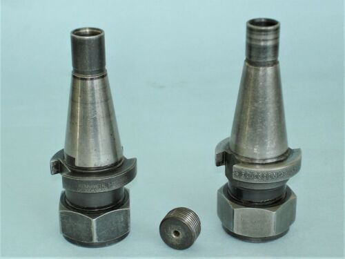 2 NMTB 30 QUICK CHANGE TOOL HOLDERS