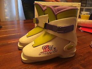 Botte de ski enfant 18.5